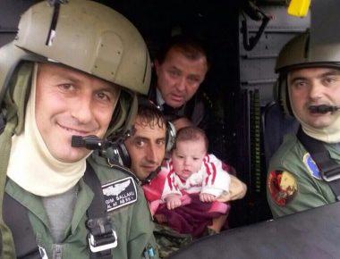 pilotet selfie
