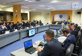 qeveria e kosoves