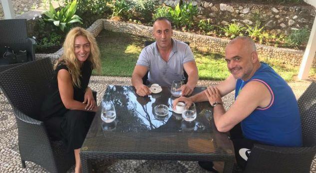 Rama-Haradinaj Dhermi