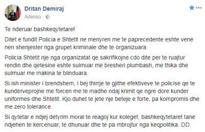 Dritan Demiraj