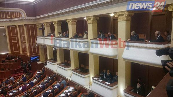 Parlamenti mungon LU