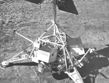 Surveyor_NASA_lunar_lander