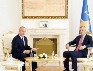 Thaci-Haradinaj