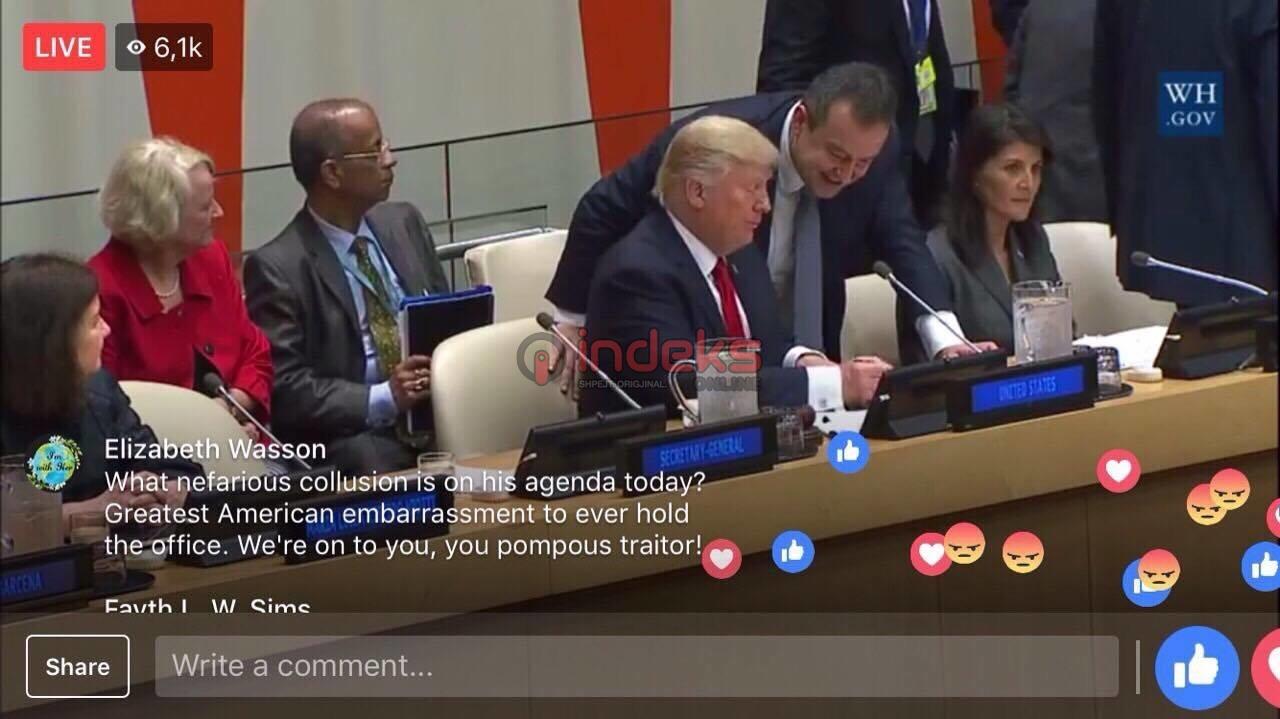 Trump-Dacic