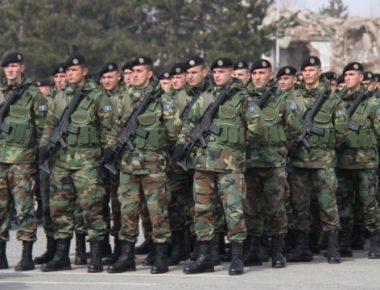 ushtria e kosov