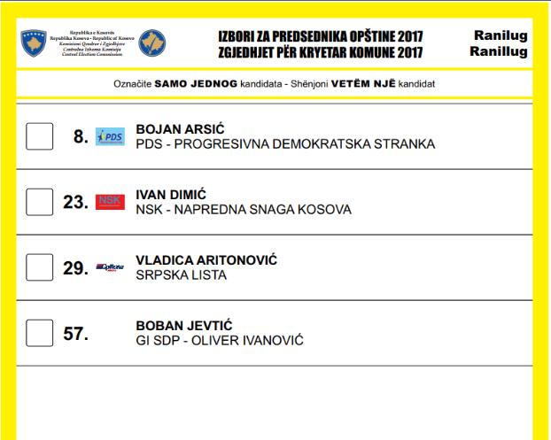 KQZ Kosove 2
