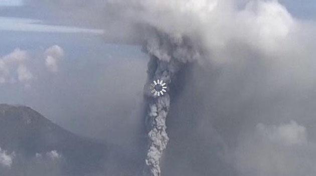 japoni vullkani