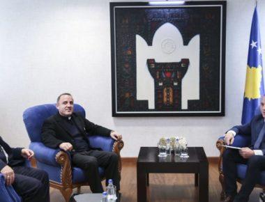 Haradinaj, hoxha-prifti