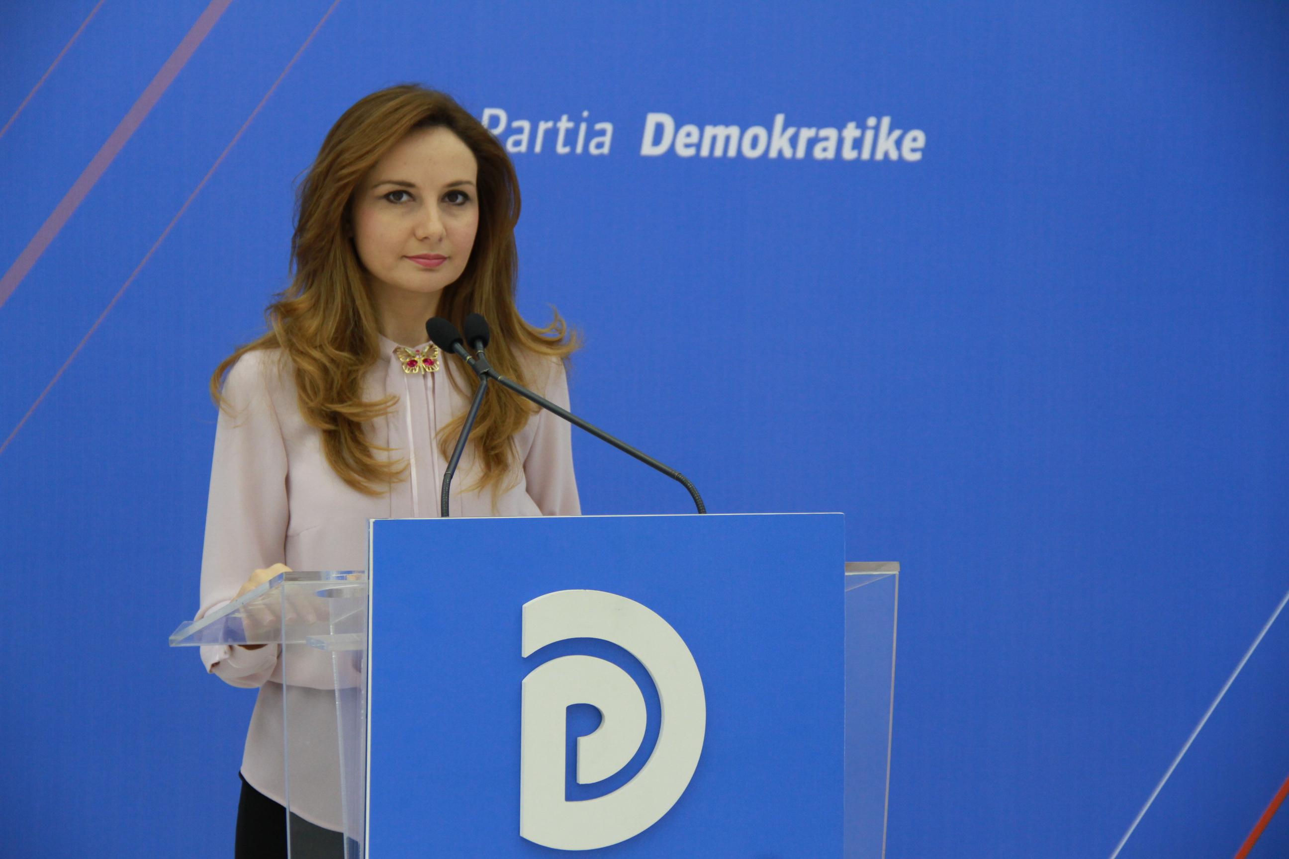 Deputetja e PD  Zgjedhja e Kryeprokurores  puç kushtetues dhe proces i falsifikuar