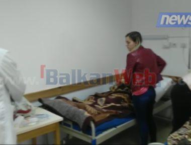 femijet e shtruar ne spital shupenza