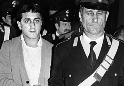 UNA FOTO DEL 1979 DI MAURIZIO MINGHELLA SOSPETTATO A TORINO DI ESSERE IL SERIAL KILLER DI PROSTITUTE.