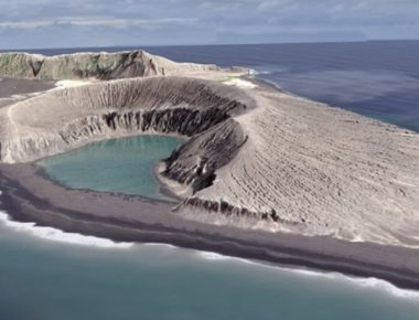 ishull i ri në Paqësor