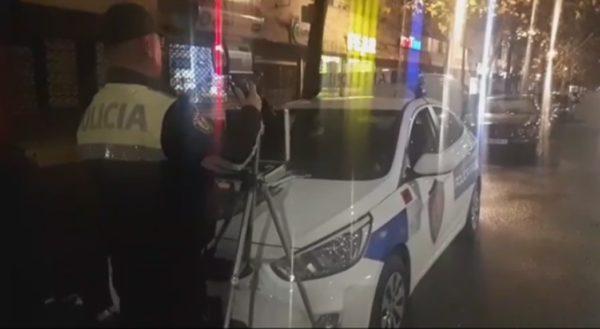 policia per benzin