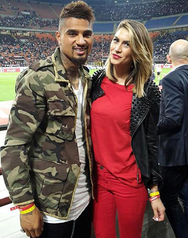Në të kaluarën ekipet që luanin me Milanin dridheshin   bashkëshortja e Boateng thumbon Bonucci n