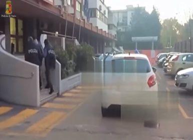 shqiptar arrestim