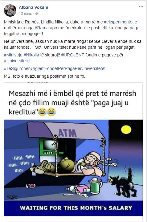 Albana Vokshi fb