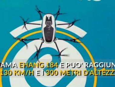 TAKSI DRONI