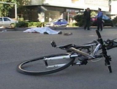 aksident, biciklete