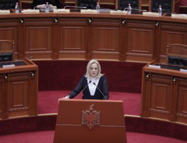 parlament Nikolla