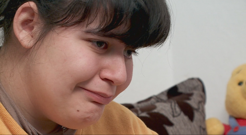 17-vjecarja e paralizuar