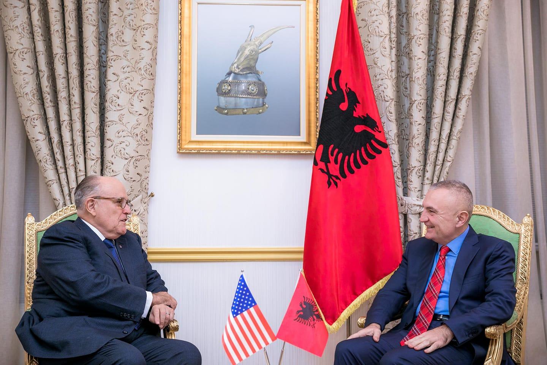 Meta në SHBA  takon kryebashkiakun e New York ut  Biseda për shqiptarët