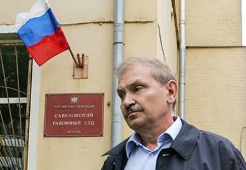 Nikolai Glushkov before he left Russia