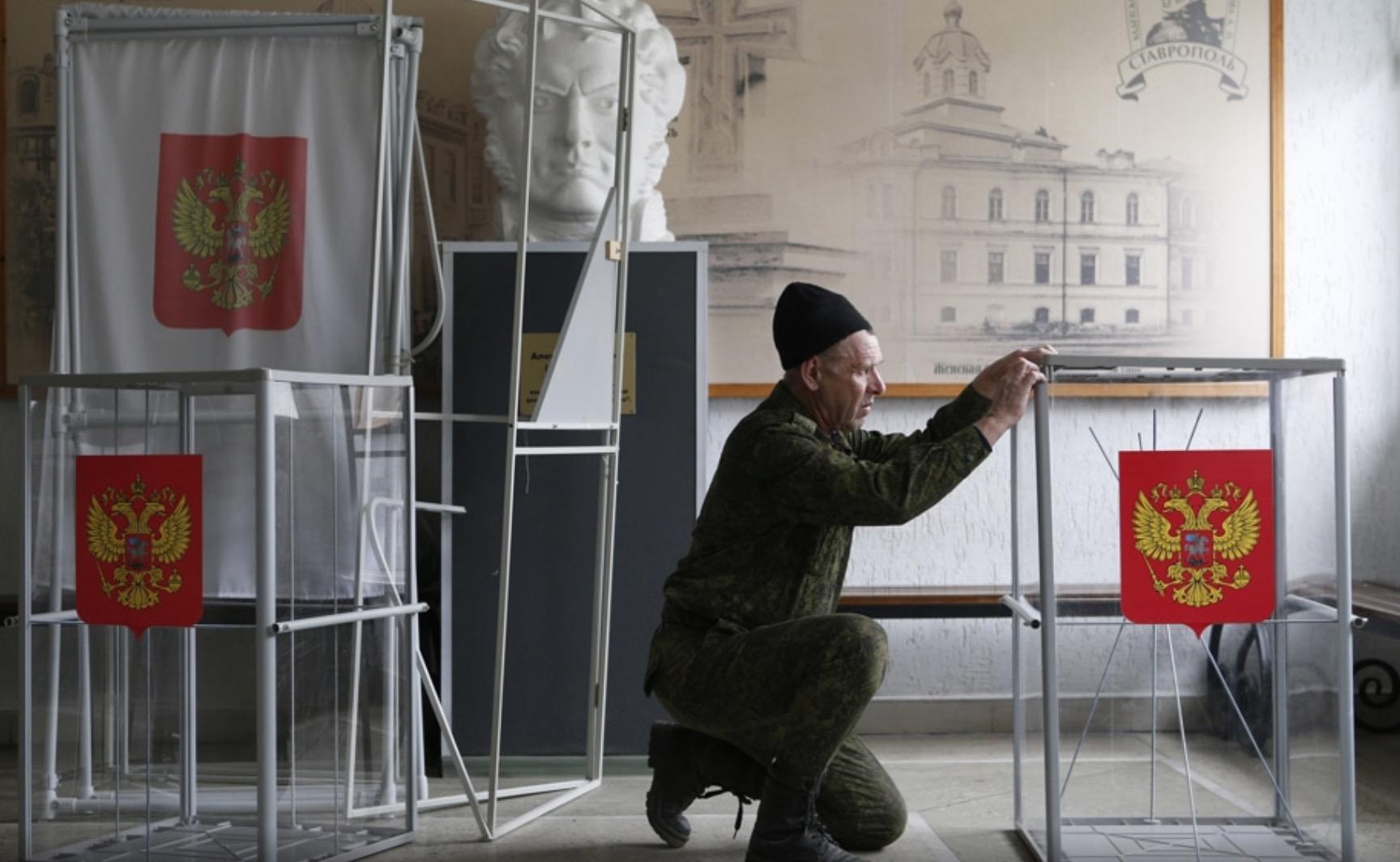 Një iluzion me emrin Putin