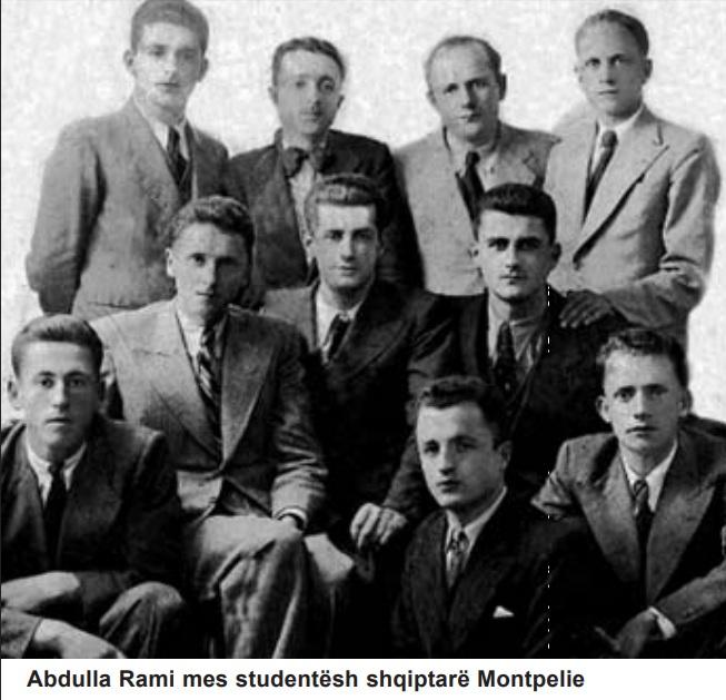 Abdulla Rami mes studentesh