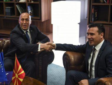 Haradinaj-Zaev