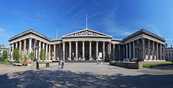 Londer-The-British-Museum