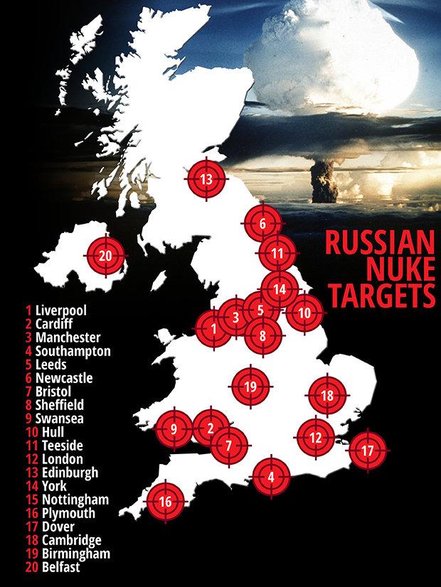 Russia-Nuclear-War-Britain-Vladimir-Putin-Map-Targets-Soviet-Union-Cold-War-Nukes-Skripal-1269962