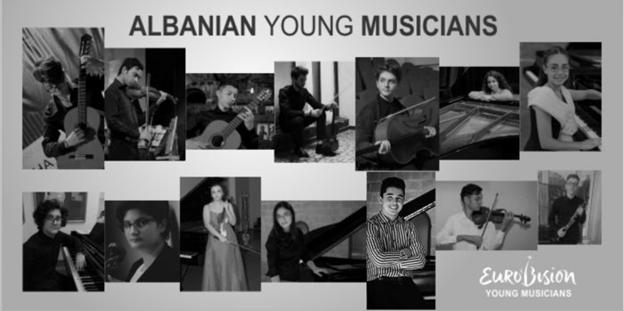 albanian young