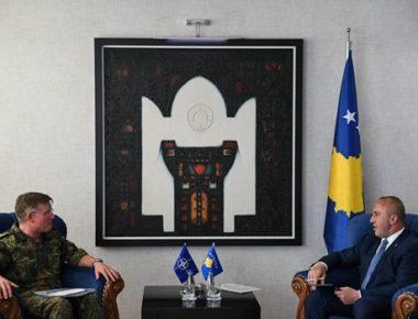 Haradinaj gjenerali