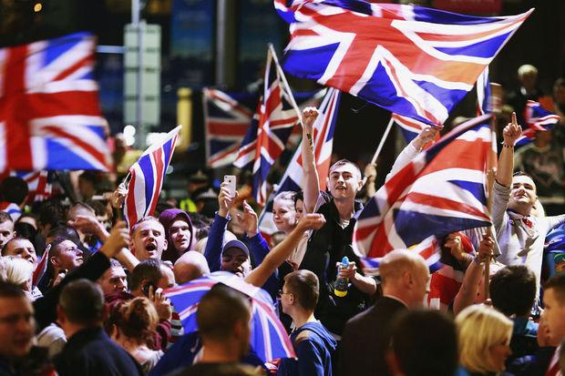 flamur britanike