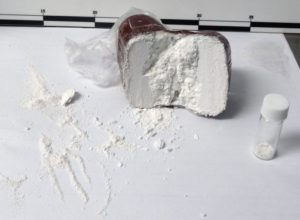 epa04879938 A handout picture provided by the Australian Federal Police on 11 August 2015 shows cocaine smuggled in through soap, in Sydney, Australia, 08 July 2015. A 91-year-old Sydney man was used by drug smugglers to fly from India to Australia with 4.5 kilograms of cocaine disguised as soap, police said. The man was stopped at Sydney airport on his arrival from New Delhi on July 8th when customs officers became suspicious of the contents of his luggage, officials said. They found 27 packages of soap which tested positive for cocaine.  EPA/AUSTRALIAN FEDERAL POLICE/HANDOUT AUSTRALIA AND NEW ZEALAND OUT HANDOUT EDITORIAL USE ONLY/NO SALES