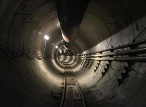 tunel Musk