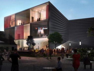 teatri i ri, projekti