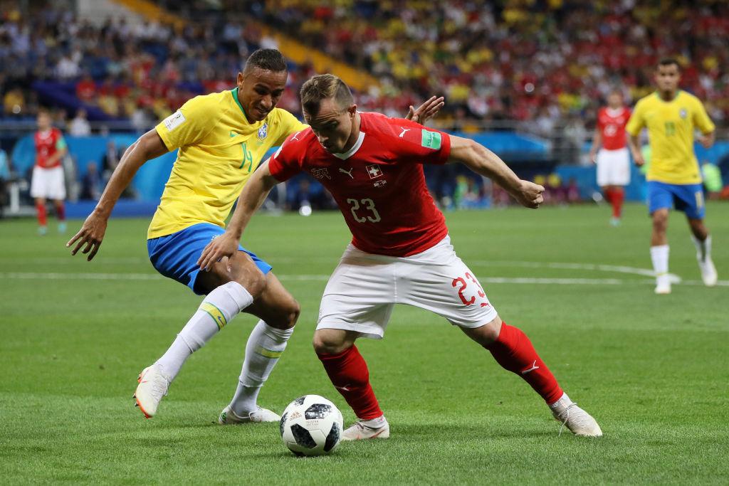 Shaqiri brazil