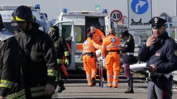 incidente autostrada-5