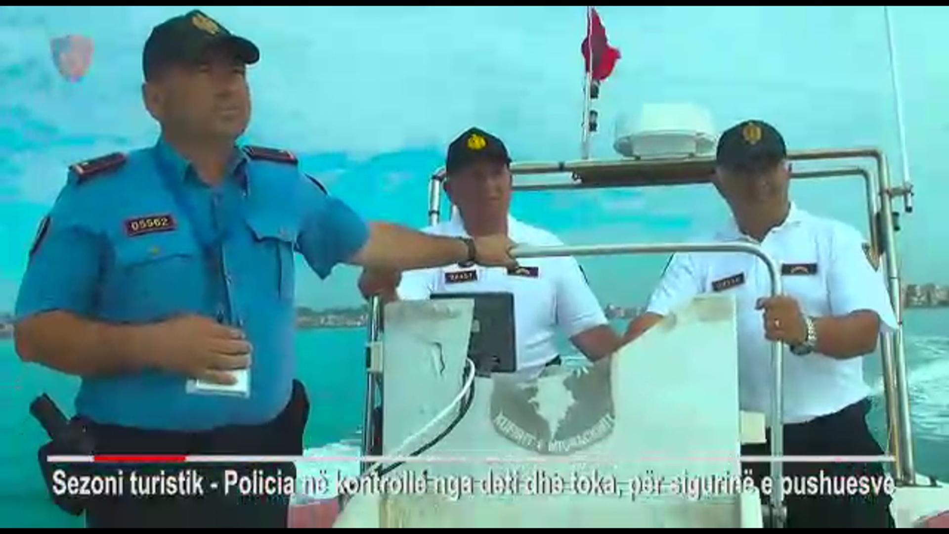 policia masa per anijet lundruese