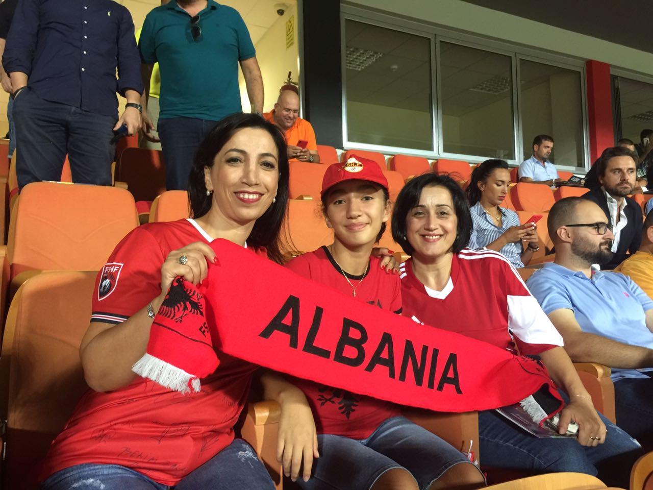 Evis Kushi Stadium Elbasan