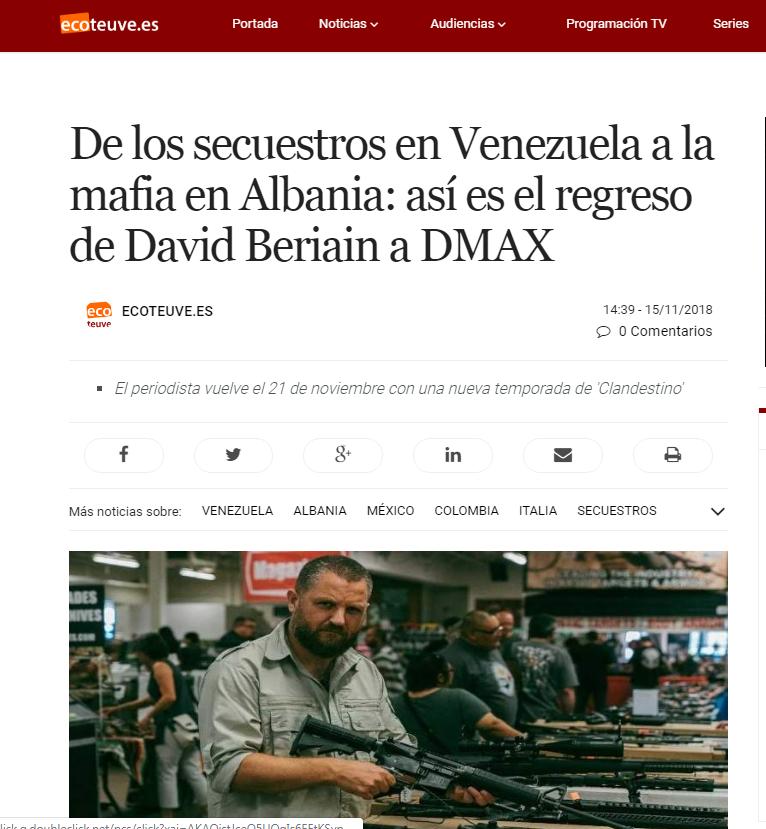 Gazetari Spanjoll