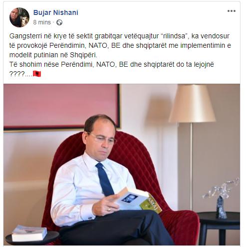 Nishani Fb
