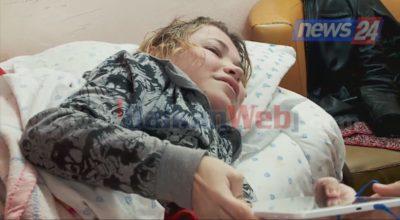 Aishe, vajza e paralizuar