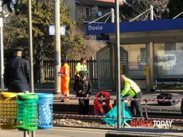 Uomo travolto e ucciso dal treno in stazione a Desio (Foto Bennati_MonzaToday) (3)