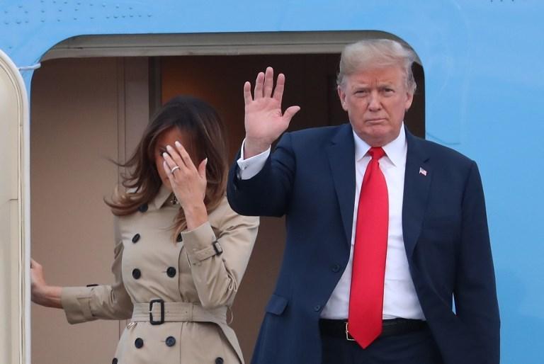 Trump-Melania 5