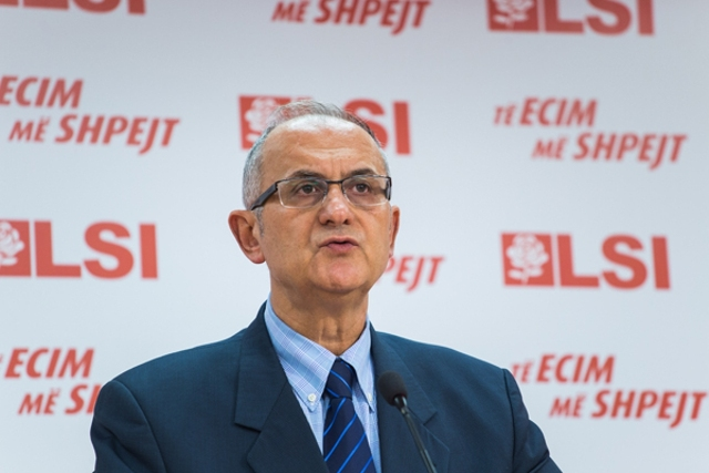 Petrit Vasili 17.12.2016
