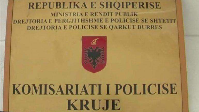Policia Kruje