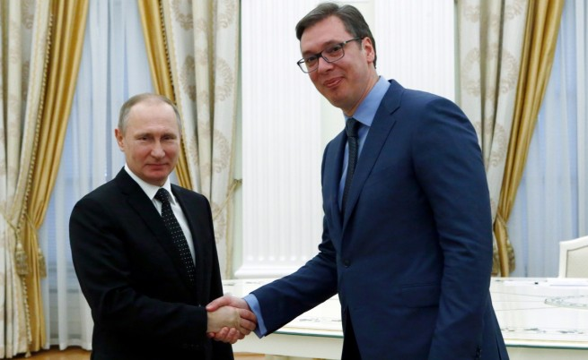 Vucic Putin