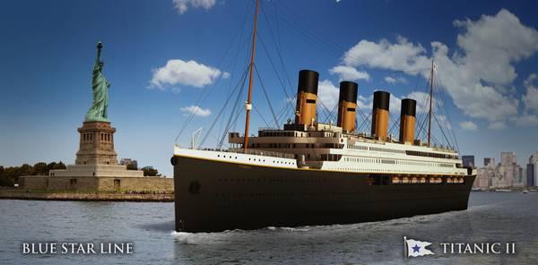Titanic Ii Preview